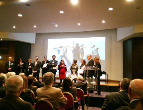 Orianne Vilmer remporte le Prix Jeune Ingénieur Créateur