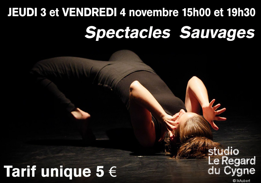 spectacles sauvages