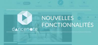 dancenote nouveau
