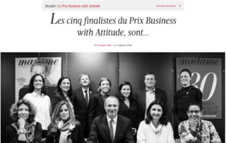prix business with attitude