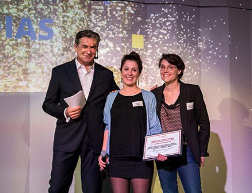 La Fabrique de la Danse remporte le prix d'encouragement de l'initiative numérique d'Audiens !