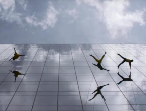 6 vidéos dans lesquelles la danse s'adapte parfaitement à l'écran