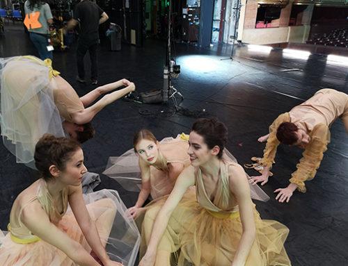 Une nuit à l'Opéra… dans les coulisses du tournage