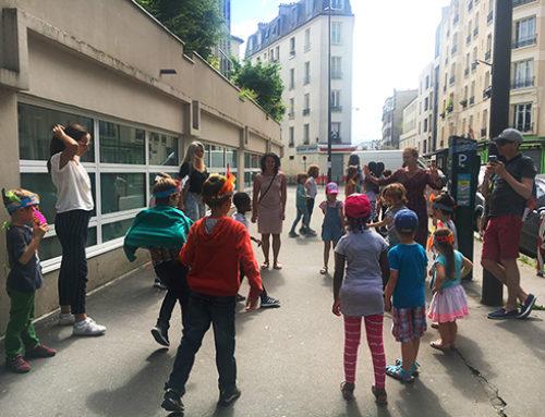 La Fabrique de la Danse présente à la Semaine Village Borrégo !