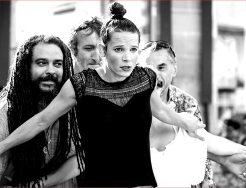 Maud Payen anime le prochain WE d'ateliers avec Danse en Seine !