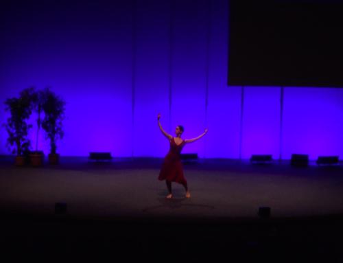 Respiration artistique de La Fabrique de la Danse pour les Universités KPMG