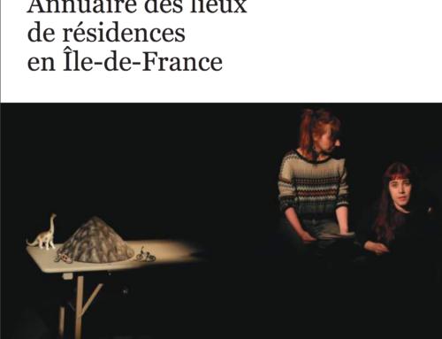 Découvrez le nouvel annuaire des lieux de résidences en Île-de-France